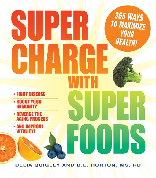 Supercharge with Superfoods EB9781440507793