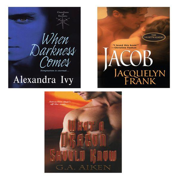 Supernatural Bundle with What a Dragon Should Know, When Darkness Comes & Jacob EB9781420127232