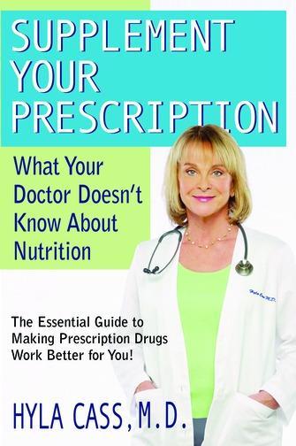 Supplement Your Prescription EB9781458701558