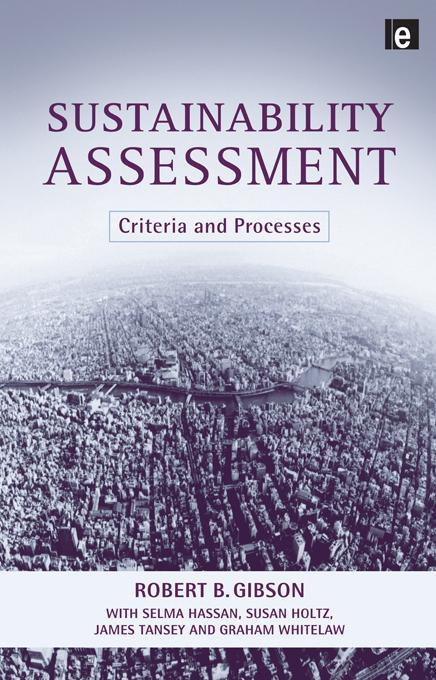 Sustainability Assessment EB9781136556081