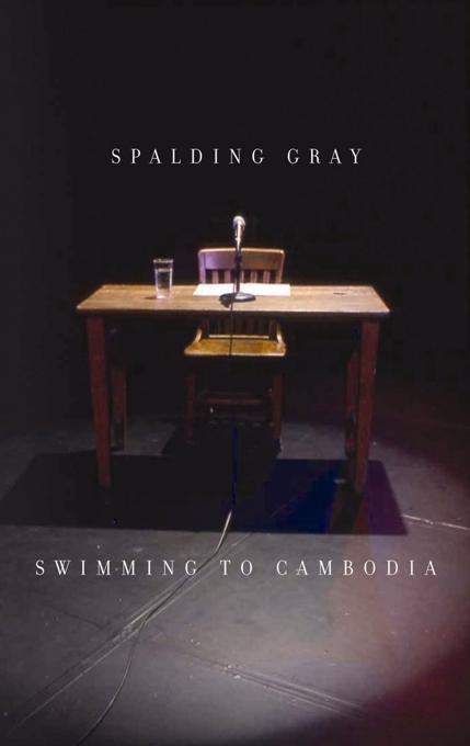 Swimming to Cambodia EB9781559366373