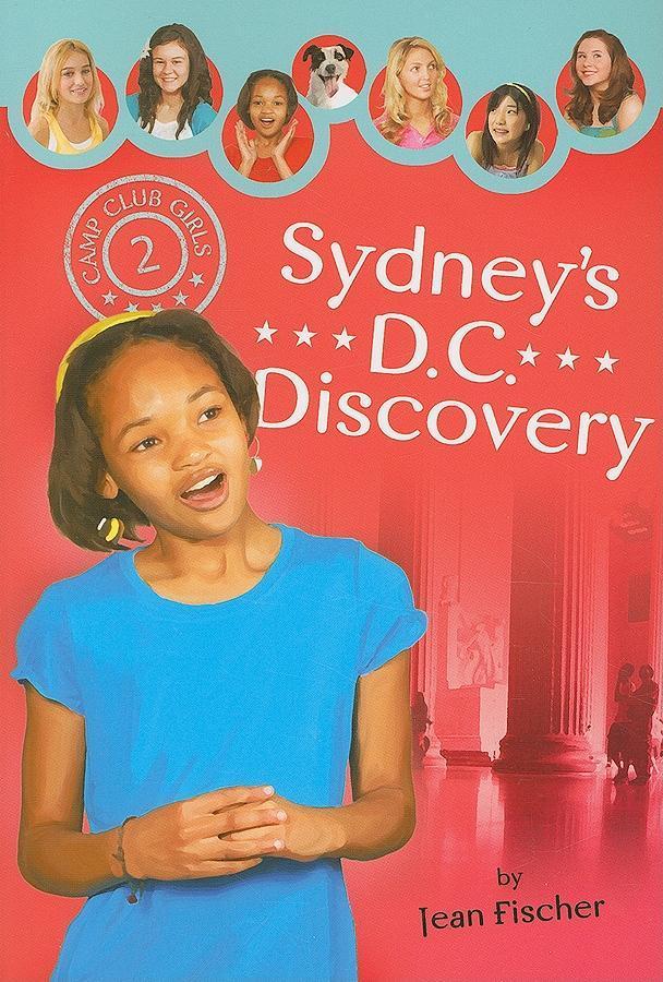 Sydney's DC Discovery EB9781607423676
