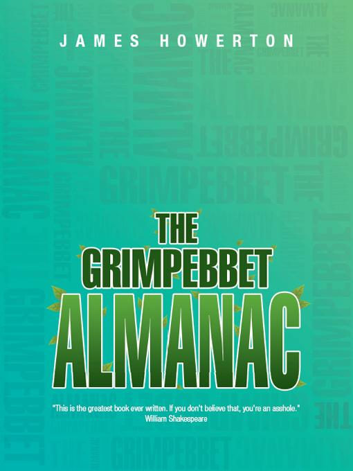 THE GRIMPEBBET ALMANAC EB9781469738543