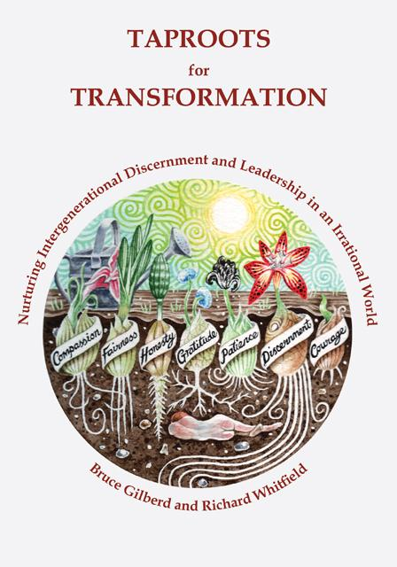 Taproots for Transformation:Nurturing Intergenerational Discernment and Leadership in an Irrational World EB9781412204316