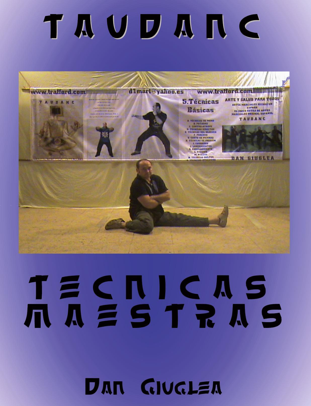 Taudanc Tecnicas Maestras EB9781425164591