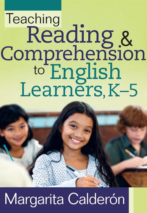 Teaching Reading & Comprehension to English Learners K-5 EB9781935543909