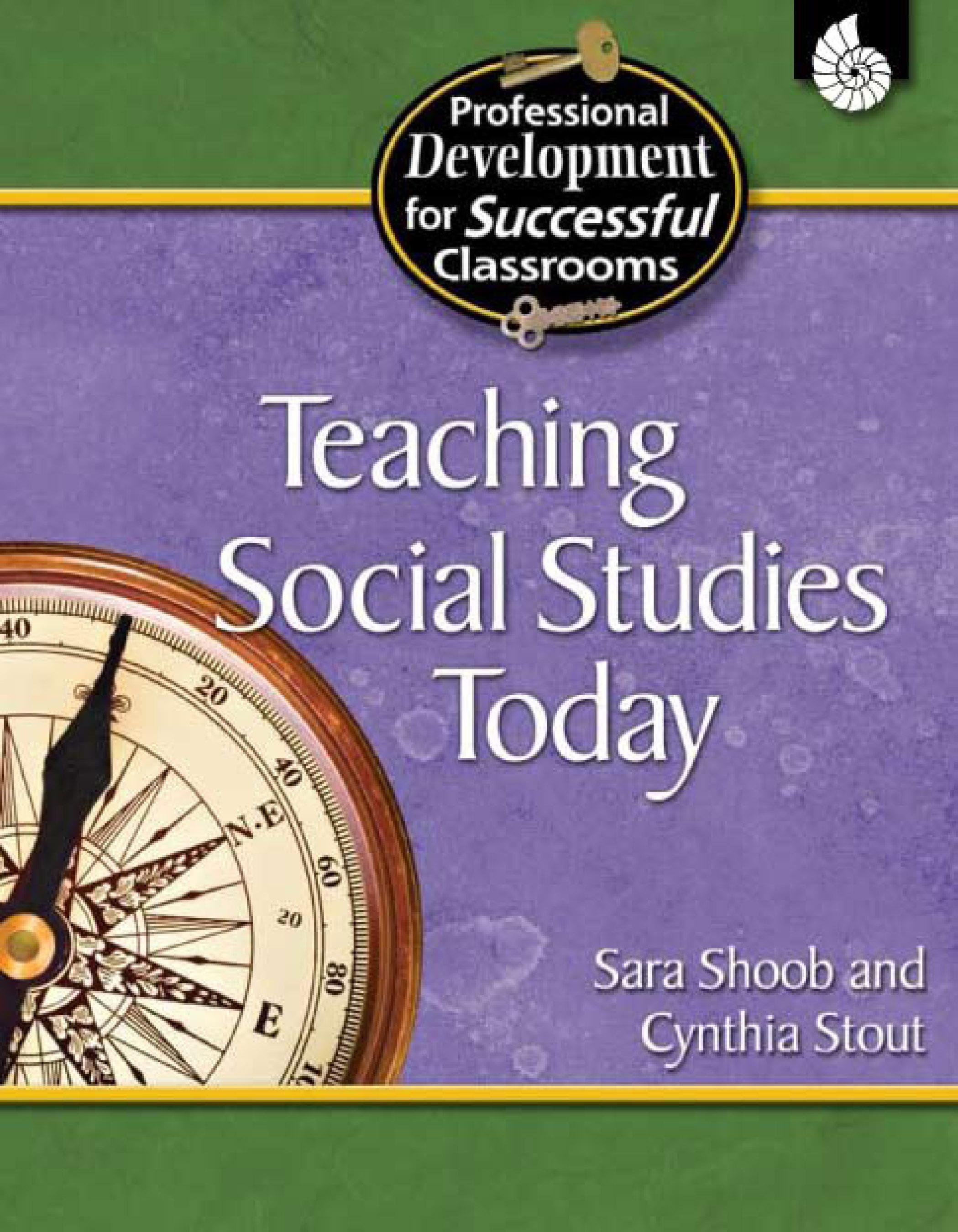 Teaching Social Studies Today Grades K-12