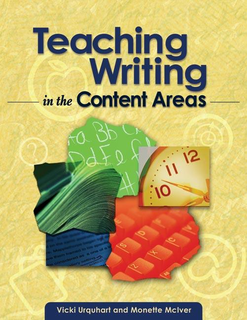 Teaching Writing in the Content Areas EB9781416602941