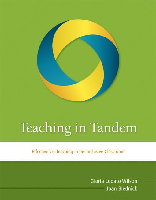 Teaching in Tandem: Effective Co-Teaching in the Inclusive Classroom EB9781416614357