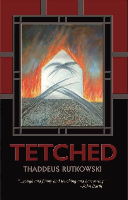 Tetched: A Novel in Fractals EB9781933016863