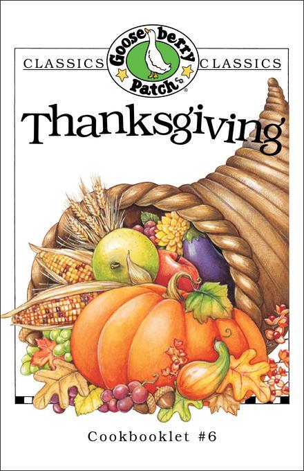 Thanksgiving Cookbook EB9781612810102