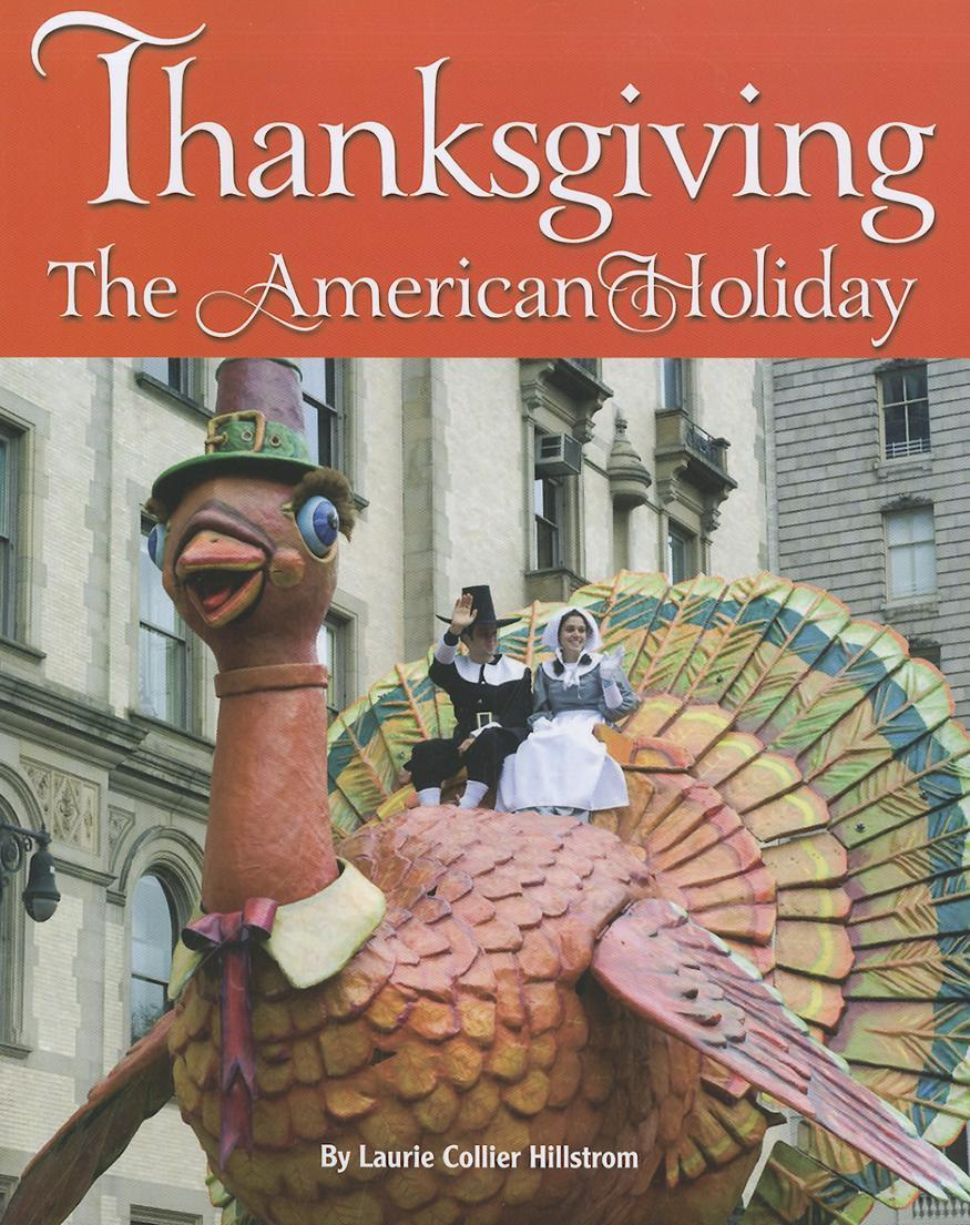 Thanksgiving: The American Holiday EB9781937783136