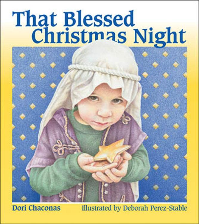 That Blessed Christmas Night EB9781426723643