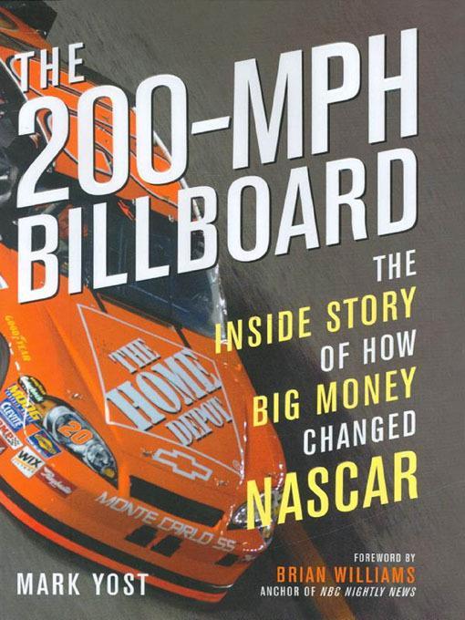 The 200-MPH Billboard EB9781616737597
