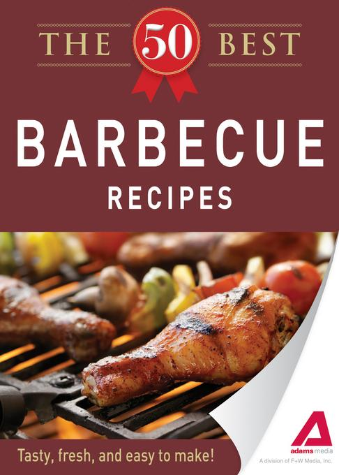 The 50 Best Barbecue Recipes EB9781440536731