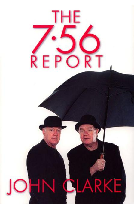 The 7.56 Report EB9781921776816