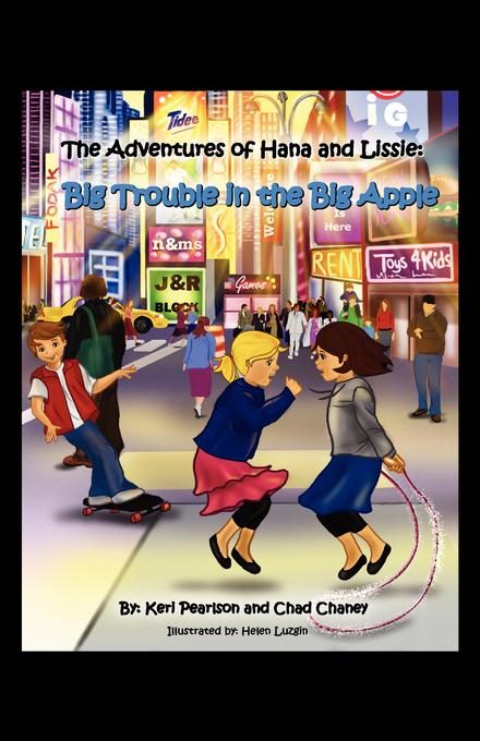 The Adventures of Hana and Lissie EB9781607465867