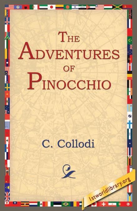 The Adventures of Pinocchio EB9781595400581