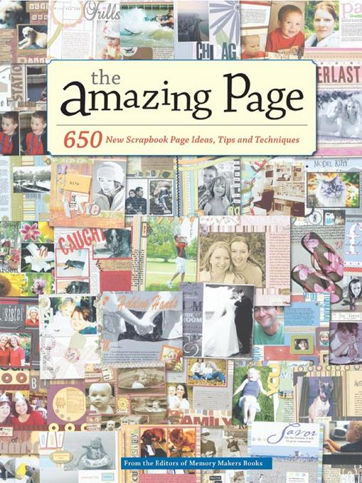 The Amazing Page EB9781599635606