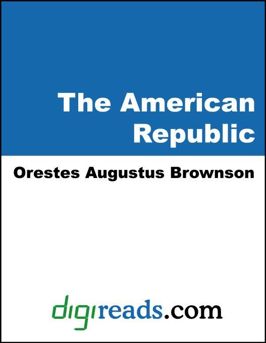 The American Republic EB9781596740440