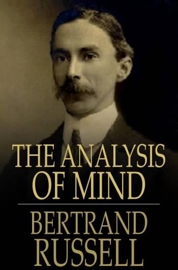 The Analysis of Mind EB9781775414674