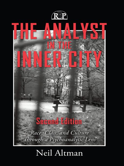 The Analyst in the Inner City, 2E EB9781135468538