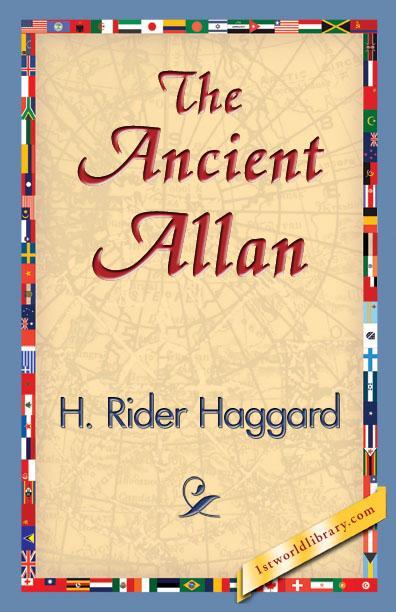 The Ancient Allan EB9781421831534