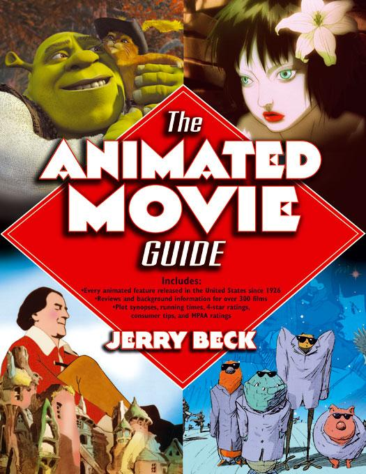 The Animated Movie Guide EB9781556526831