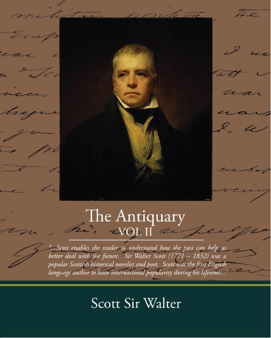 The Antiquary (ebook) EB9781438564791
