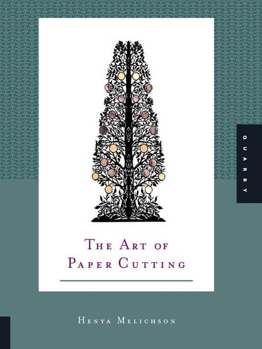 The Art of Paper Cutting EB9781616735432