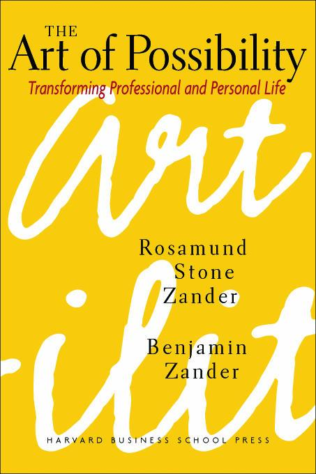 The Art of Possibility EB9781578516308