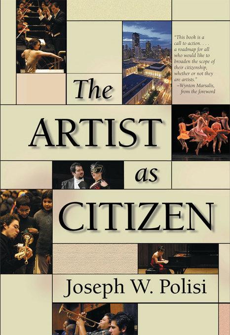 The Artist as Citizen EB9781458413635