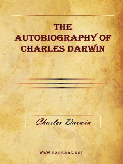 The Autobiography of Charles Darwin EB9781615340514