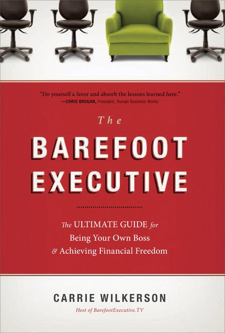 The Barefoot Executive EB9781595553706
