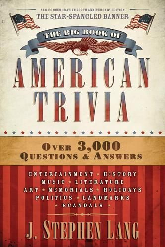 The Big Book of American Trivia EB9781414372693