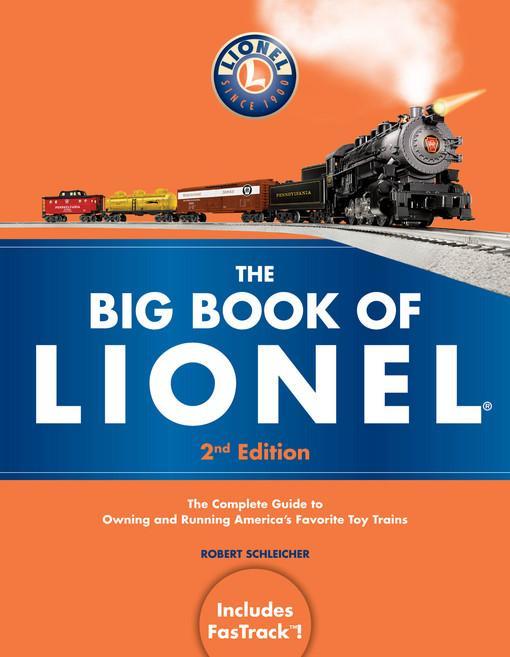 The Big Book of Lionel EB9781610602426