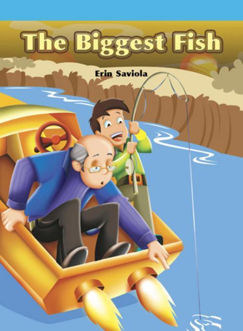 The Biggest Fish EB9781448835621