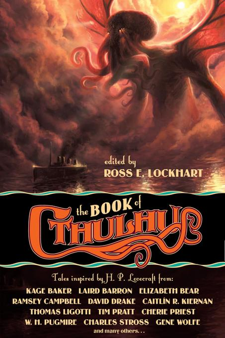 The Book of Cthulhu EB9781597803557