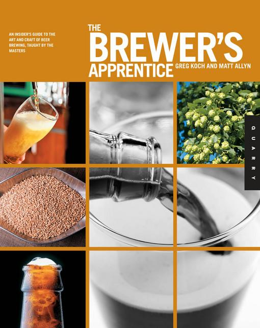 The Brewer's Apprentice EB9781610581592