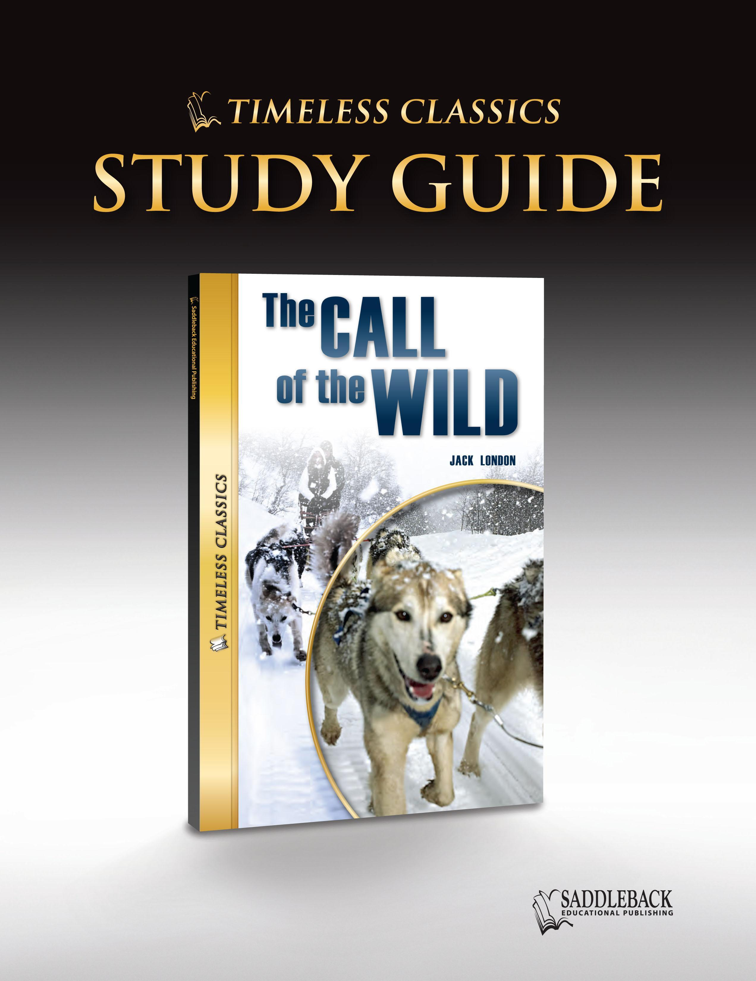 The Call of the Wild Study Guide (Timeless) EB9781602918597