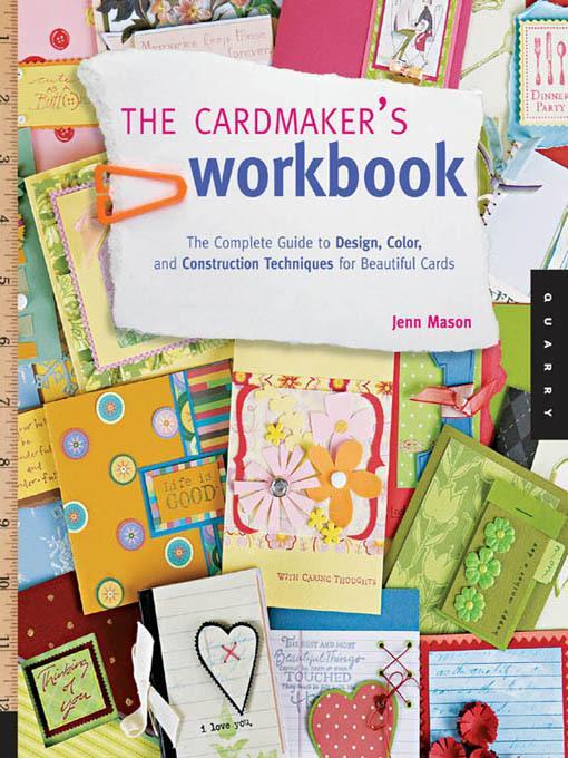 The Cardmaker's Workbook EB9781616735227