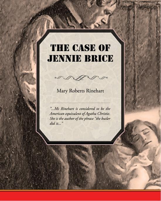 The Case of Jennie Brice EB9781438548968