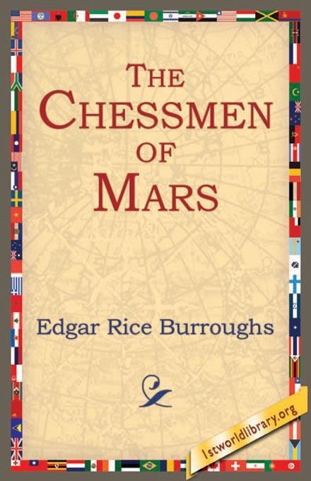 The Chessmen of Mars EB9781595402653