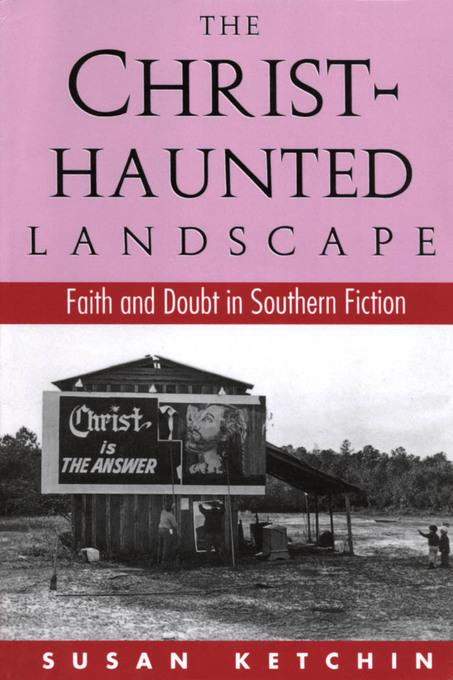 The Christ-Haunted Landscape EB9781604736816