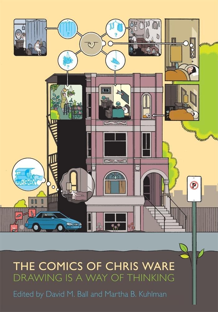 The Comics of Chris Ware EB9781604734461