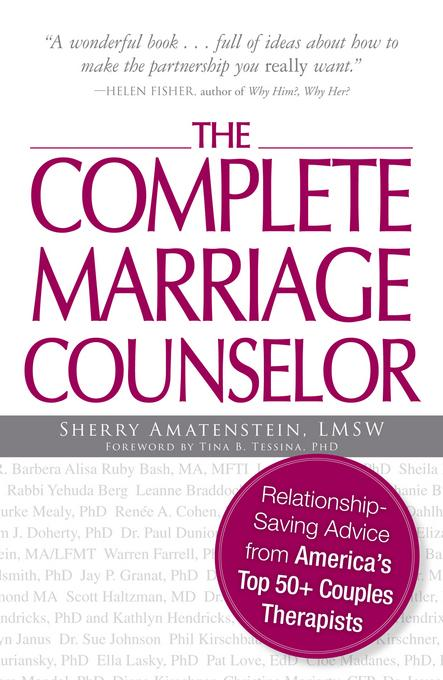 The Complete Marriage Counselor EB9781440512988