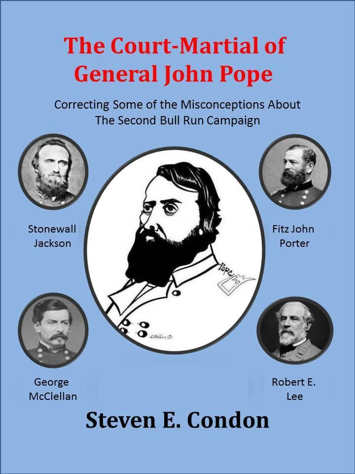 The Court-Martial of General John Pope EB9781456605216