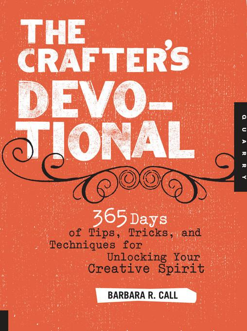 The Crafter's Devotional EB9781610581219