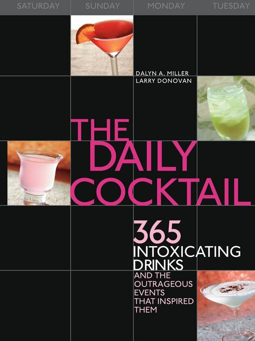 The Daily Cocktail EB9781610593793