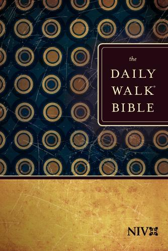 The Daily Walk Bible NIV EB9781414375397